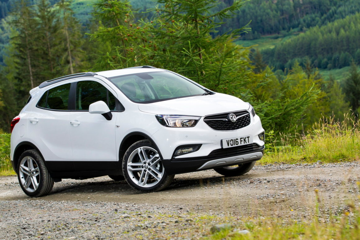 facelifted vauxhall mokka x starts from 17 590 swvaux. Black Bedroom Furniture Sets. Home Design Ideas